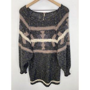 Free People Long Sleeve Sweater Size X-Small